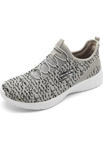 Tênis Skechers Dynamight Fleetly Cinza