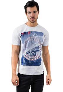 Camiseta Aes 1975 Bridge Masculina - Masculino