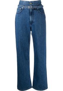 Rag & Bone Calça Jeans Pantalona - Azul