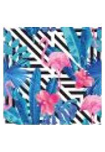 Papel De Parede Adesivo - Flamingos - 162Ppv