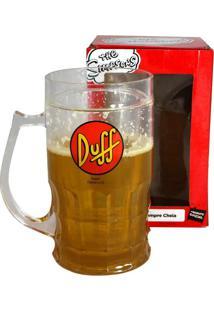 Caneca De Chopp Duff Beer Simpsons 500 Ml
