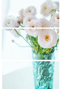 Quadro Decorativo Ii Flores Estampado