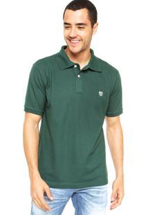 Camisa Polo Mr. Kitsch Vauvert Verde