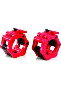 Presilha Olímpica Vermelha Gears 594 Vermelha