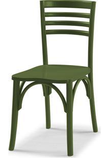 Cadeiras Para Cozinha Samara 83,5 Cm 911 Verde Musgo - Maxima