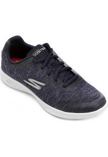 35a7b34f986 ... Tênis Skechers Go Step Lite Beam Feminino - Feminino-Azul+Branco