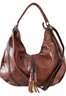 Bolsa Its! Hobo Soft Caramelo