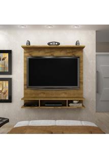 Painel Para Tv 1.2 Bari Feijó Dourado