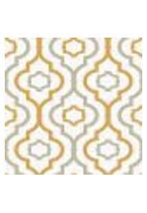 Papel De Parede Adesivo Decoração 53X10Cm Laranja -W22565