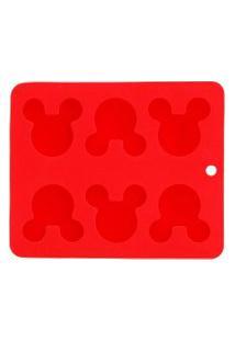 Forma De Gelo Mickey 14 Cm X 17 Cm - Home Style