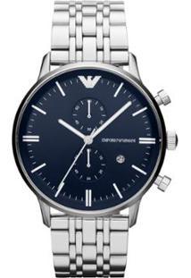 0c7fc54350d48 ... Relógio Emporio Armani Masculino - Har1648 Z Har1648 Z - Masculino-Prata