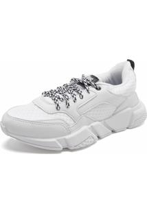 Tênis Doc Dog Dad Sneaker Chunky Branco