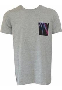Camiseta Team Pocket Billabong Masculina - Masculino