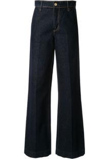 Nobody Denim Calça Jeans Pantalona 'Francoise' - Azul