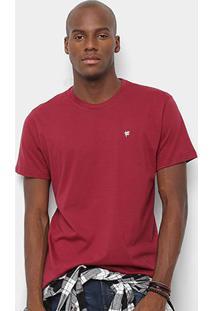 Camiseta Toiss Como Tudo Deve Ser - Masculino-Bordô