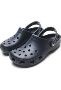 Papete Crocs Classic Azul