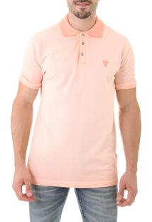 Camisa Polo Opera Rock Stone Oprk Coral