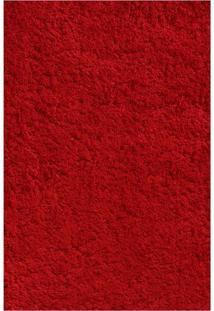 Passadeira Classic- Vermelha- 230X66Cm- Oasisoasis