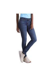 Calça Jeans Levis 711 Skinny - 30293 Azul