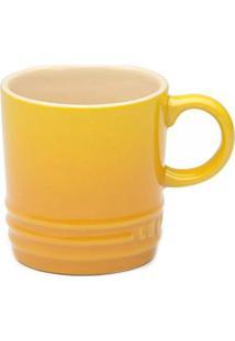 Caneca Le Creuset Cerâmica Amarelo Dijon 350Ml - 3031719