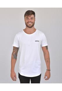 Camiseta Bora Off-Road Lifestyle Masculina - Masculino-Branco