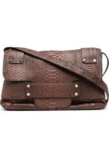 Tila March Missy Shoulder Bag - Marrom