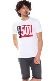 Camiseta Levis Graphic 501 - Xl