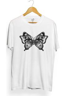 Camiseta Long Beach Mystic Butterfly Masculina - Masculino