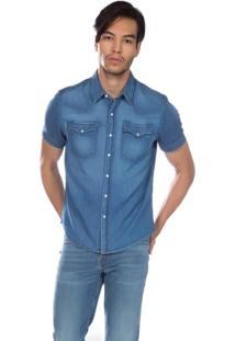 Camisa Levi'S® Classic Wetern - L