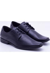 Sapato Social Ferracini Chile Masculino - Masculino-Preto