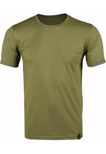 Camiseta Tática Bélica Soldier Verde Oliva Verde