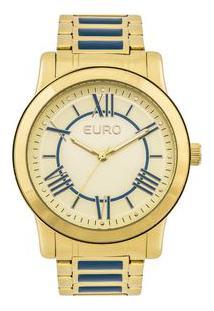 fa3f86025a4 ... Relógio Euro Feminino Coleção Esmaltados Eu2035Yei 5A