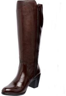 Bota Montaria Art Shoes Ref.240 Marrom