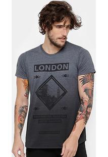Camiseta Yellowl London Masculina - Masculino