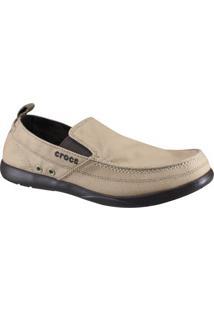 Sapato Masculino Crocs Walu