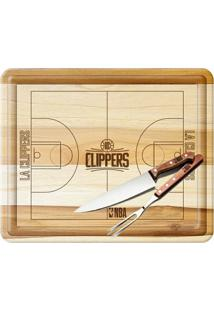 Kit Churrasco Nba Los Angeles Clippers - Unissex