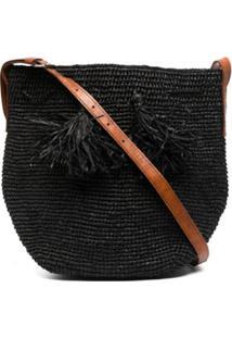 Ibeliv Capri Shoulder Bag - Preto