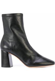 Loeffler Randall Ankle Boot Elise - Preto