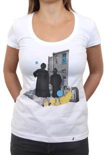 Twice The Fun - Camiseta Clássica Feminina