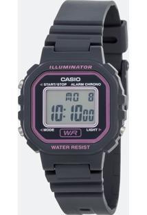 Relógio Feminino Casio La 20Wh 8Adf Digital