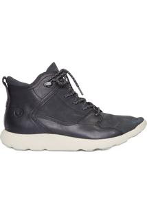 Bota Masculina Flyroam Leather Hiker - Preto