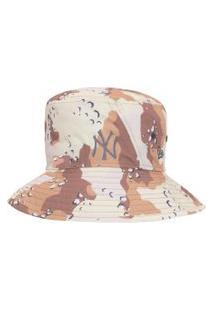 Chapéu Masculino Bucket Desert Camo - Bege