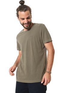 Camiseta Richards Dog Verde