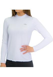 Camiseta Térmica Manga Longa Mprotect Branco