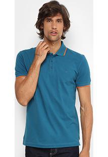 ... Camisa Polo Forum Piquet Frisos Color Masculina - Masculino a38aab50166c7