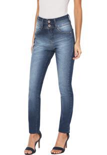 4c2c169431 ... Calça Jeans Lunender Skinny Azul
