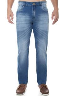 Calça Jeans Slim Fit Z-32 Masculina - Masculino