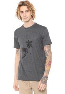 Camiseta Hang Loose Circlestripe Cinza