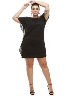41a33c357 Vestido Crepe Poa feminino | Shoelover