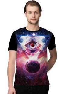 Camiseta Stompy Psicodelica24 Masculina - Masculino
